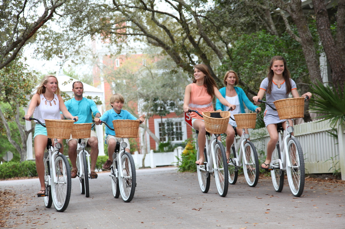 Bikes Seaside Fl bike provider for Seaside